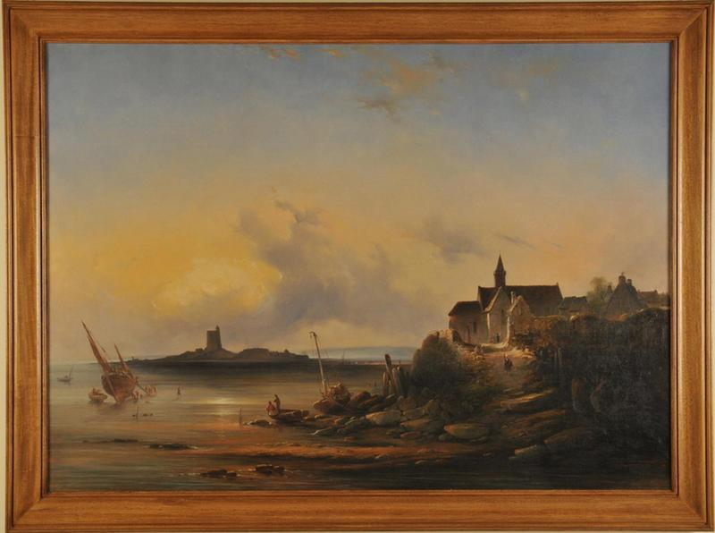 Peinture de Jean-Louis Petit, 1876