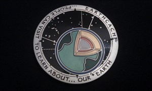 Earthcache front