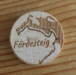 Fördesteig Wood Coin
