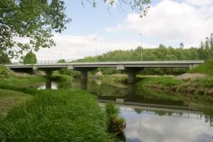 Silniční most z roku 1980