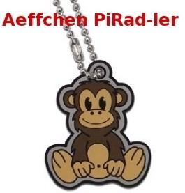 Aeffchen PiRad-ler