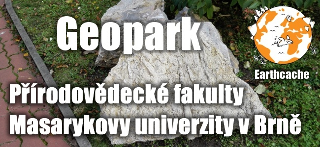 Geopark Přírodovědecké fakulty v Brně
