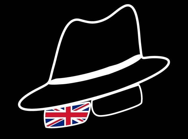 Agent's hat