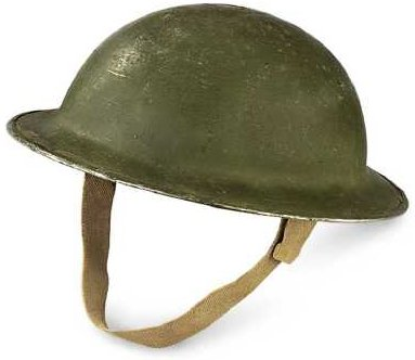 WWI pith helmet