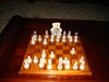 Playing chess In America