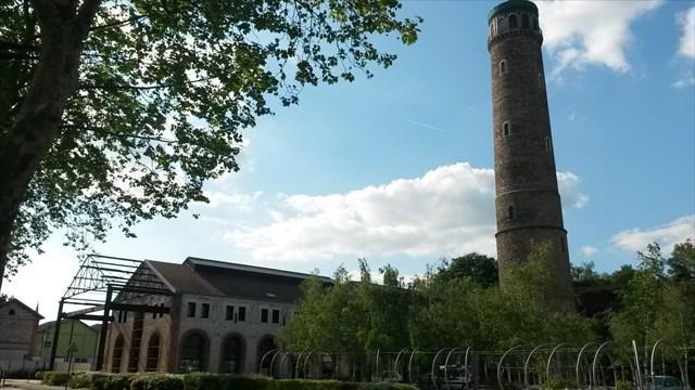 La tour à plomb