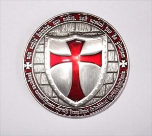 Templar Coin 1