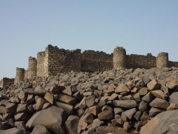 Khulais castle