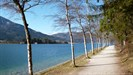 .. den See entlang....
