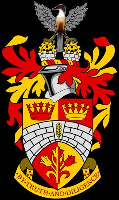 Leighton-Linslade Coat of Arms