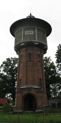 Vodárenská vež