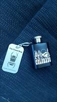 Colorado Flask Keychain