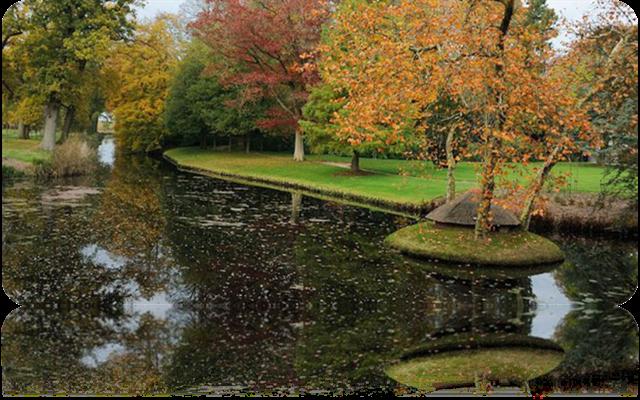 Engelse Landschapsstijl Tuin : Gc5b55f bijtjes cache multi cache in friesland netherlands