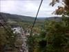 On Sky Ride, Knoebels October 6, 2012