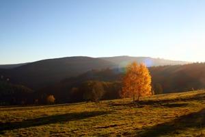 Zelená hora a Jezerní hřbet