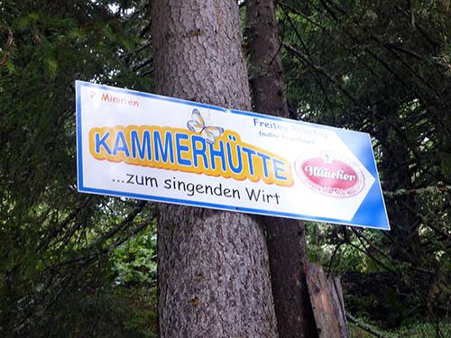 STAGE 7 - Kammerhütte