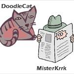 DoodleCat & MisterKrrk