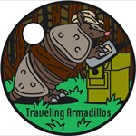 Traveling Armadillos