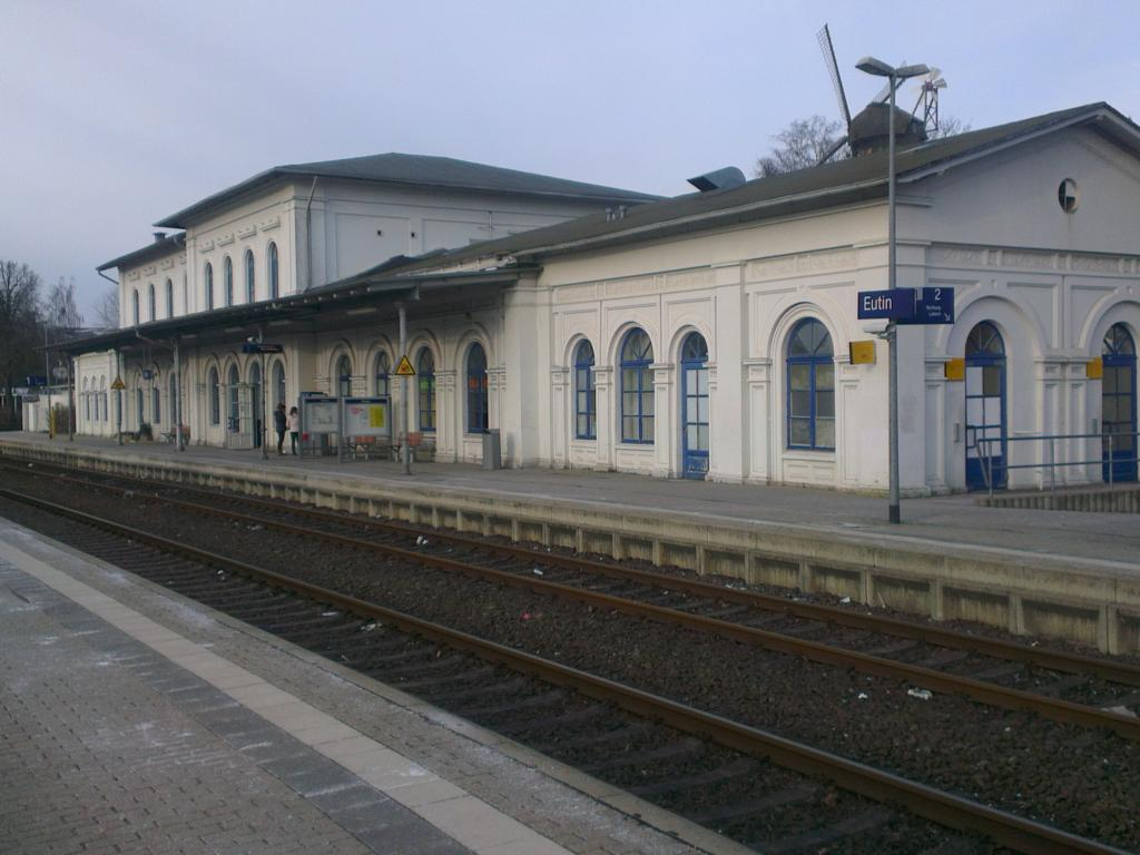 GC4WVMW Bahnhof Eutin (Traditional Cache) in Schleswig ...