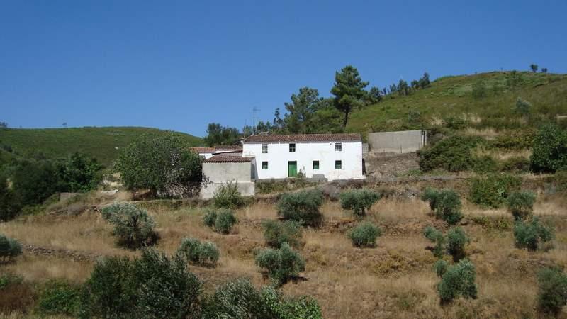 casa do lado espanhol