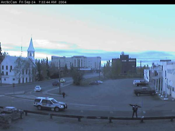 of fairbanks alaska Webcam