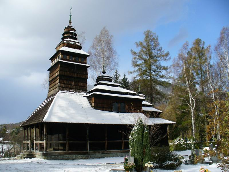 Ruský kostelík