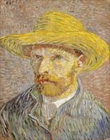 Vincent selfportrait