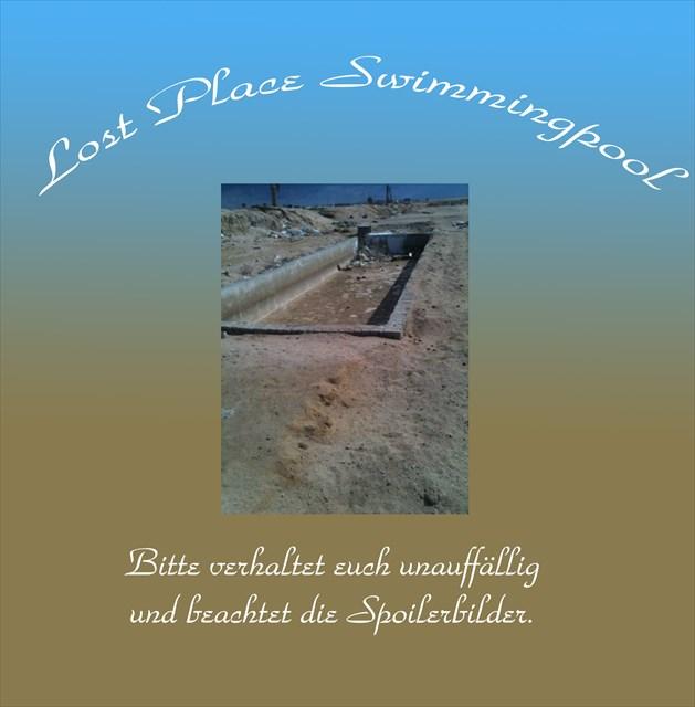 Lost Places Saarland Geocaching: Lost Place Trinkwasserbecken