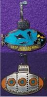 Deep Sea Caching Submarine