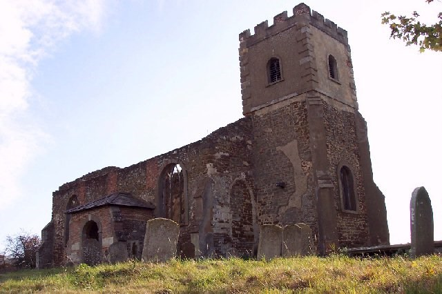 All Saints Church, Segenhoe