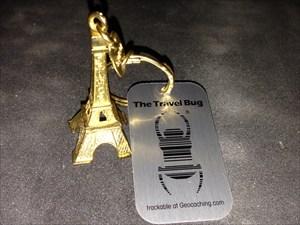 Das Eiffeltürmchen will heim!