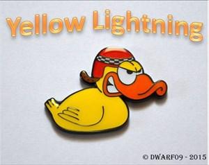 "Rennente ""Yellow Lightning"""