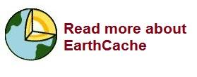 EarthCache, homepage