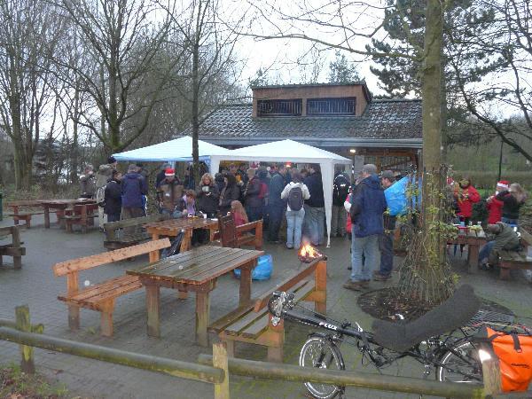 Der Grillplatz