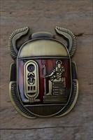 Egyptian Scarab Geocoin