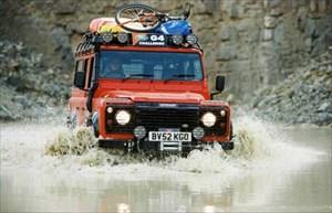 Land Rover Defender G4