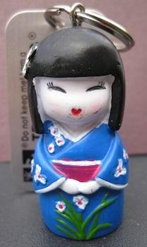 Geisha sister blue