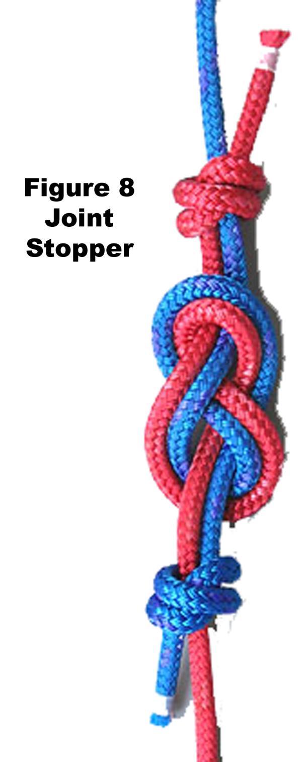 figure 8 Stopper Knot
