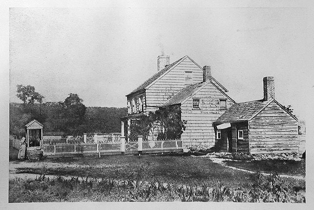 Walt Whitman Trail Long Island