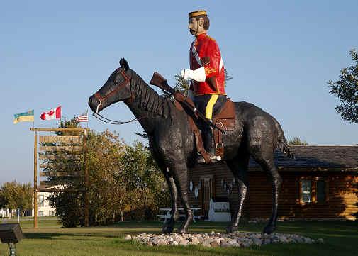 GC1DN5N Red Coat Trail (Traditional Cache) in Saskatchewan, Canada ...