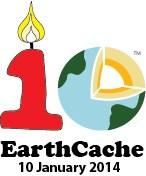 EarthCache 10th Birthday