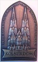 Koelner Dom / Cathedral Gold 2 FRONT
