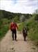 Aqui estou eu e a minha valente filha