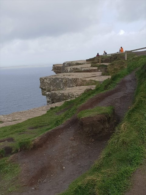 GC656FG Coastal erosion at the Cliffs of Moher (Earthcache) in ...