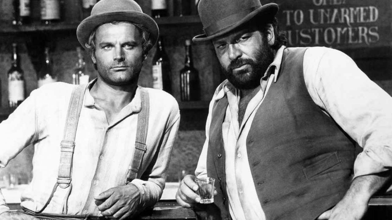 Even after hungary gained its independence the films of bud spencer and terence hill remained and still remain popular now enhanced with a strong dose