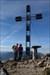 ...schönes Gipfelkreuz ....