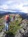 Completing the ridge walk