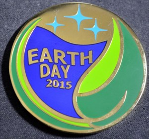 Earth Day Geocoin