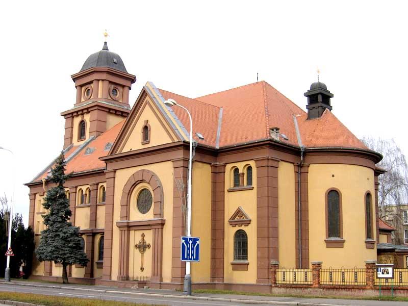 Kostel sv.Vaclava