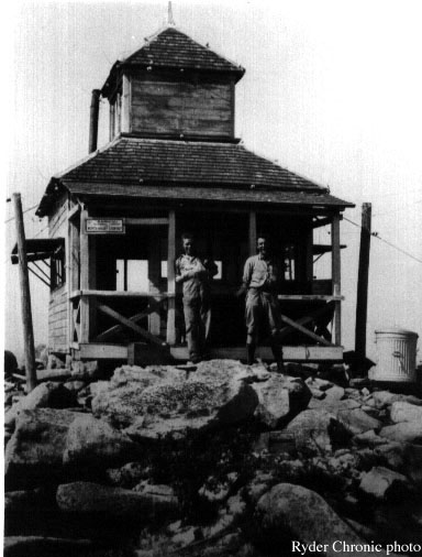 North Baldy in 1933